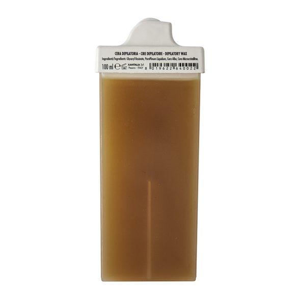 Alveola Waxing Gyantapatron 100 ml sárga közepes fej [karton - 24 db]