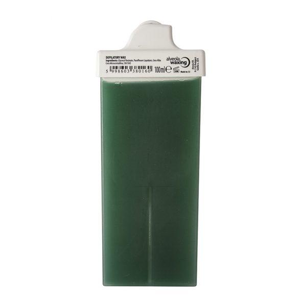 Alveola Waxing Gyantapatron 100 ml azulénes közepes fej [karton - 24 db]