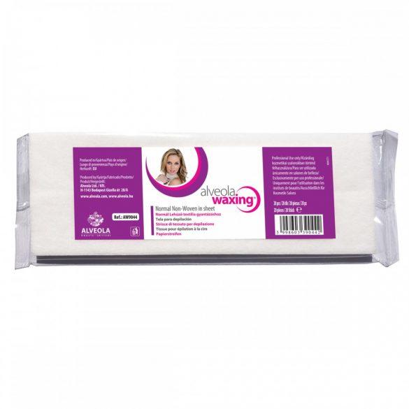 Alveola Waxing Gyantapapír normál 20 db