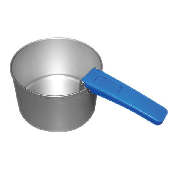 Alveola Waxing Fémtál fogóval Jolly gyantamelegítőhöz 400 ml