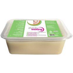 Alveola Waxing Paraffin Oliva olajjal arcra is 500 ml
