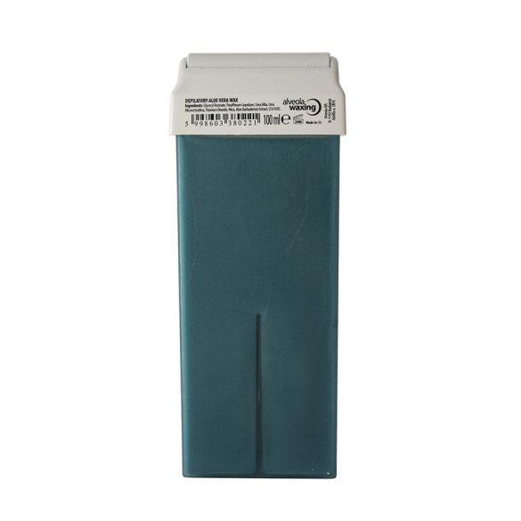 Alveola Waxing Aloe Vera gyantapatron 100 ml széles fej [karton - 24 db]