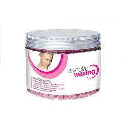 Alveola Waxing Titándioxid elasztikus gyöngy gyanta tégely 400 g