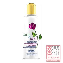 Body Butter Aloe & Rose 180 ml