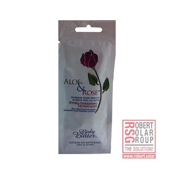 Body Butter Aloe & Rose 15 ml