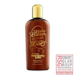 Body Butter Dark Tanning Lotion 180 ml