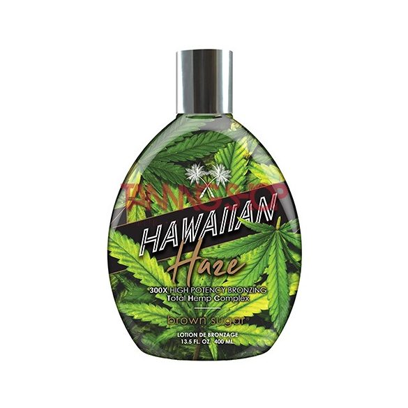 Brown Sugar HAWAIIAN Haze 400 ml [300X High Potency Bronzing]
