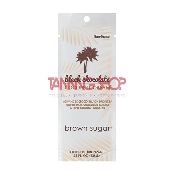 Brown Sugar Black Chocolate Coconut Cream 22 ml [200X]