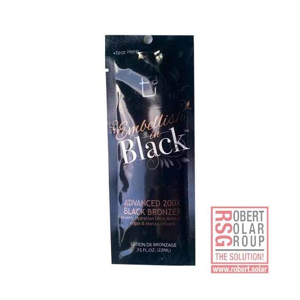 Brown Sugar Embellish In Black 22 ml [200X]