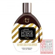 Brown Sugar Black Chocolate Fudge Brownie 400 ml [200X]