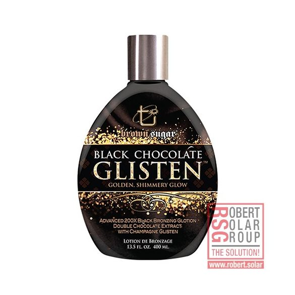 Brown Sugar Black Chocolate Glisten 400 ml [200X]