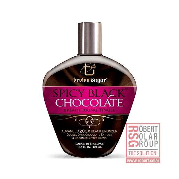 Brown Sugar Spicy Black Chocolate 400 ml [200X]