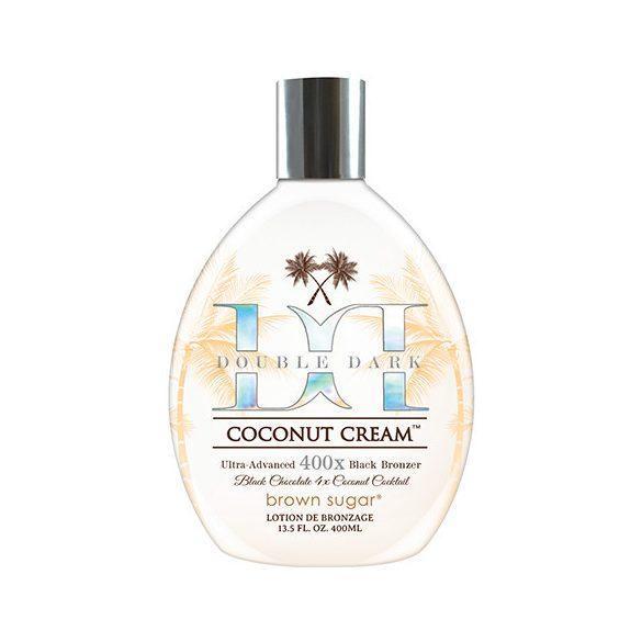 Brown Sugar DOUBLE DARK Coconut Cream 400 ml [400X]