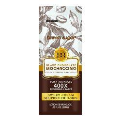 Brown Sugar DOUBLE DARK Black Chocolate Mochaccino 22 ml [400X]
