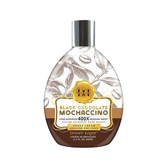 Brown Sugar DOUBLE DARK Black Chocolate Mochaccino 400 ml [400X]