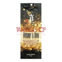 Brown Tan Shimmer & Shine 20 ml [200X]