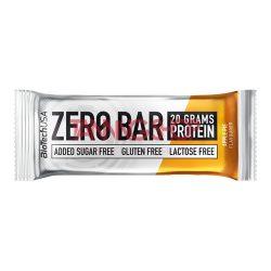 BioTechUSA Zero Bar fehérje szelet ALMÁS PITE 50 g