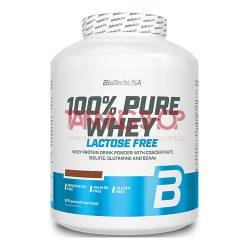 BioTechUSA 100% Pure Whey BOURBON VANÍLIA 2270 g