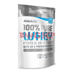 BioTechUSA 100% Pure Whey BANÁN 454 g