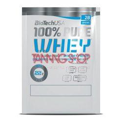 BioTechUSA 100% Pure Whey BANÁN 28 g