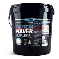 BioTechUSA Protein Power CSOKOLÁDÉ 4000 g
