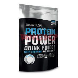 BioTechUSA Protein Power CSOKOLÁDÉ 1000 g