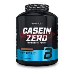 BioTechUSA Casein Zero VANÍLIA 2270 g