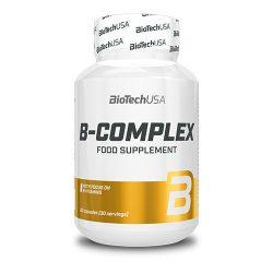 BioTechUSA B-Complex - 60 kapszula