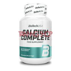 BioTechUSA Calcium Complete - 90 kapszula