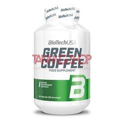 BioTechUSA Green Caffee - 120 tabletta