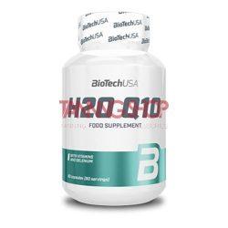 BioTechUSA H2O Q10 - 60 kapszula
