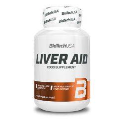 BioTechUSA Liver Aid - 60 tabletta