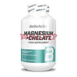 BioTechUSA Magnesium + Chelate - 60 kapszula