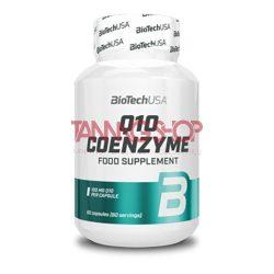 BioTechUSA Q10 Coenzyme 100mg - 60 kapszula