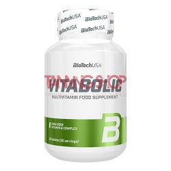 BioTechUSA Vitabolic - 30 tabletta