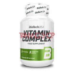 BioTechUSA Vitamin Complex - 60 kapszula