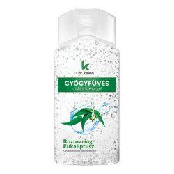 Dr. Kelen Gyógyfüves sósborszesz gél 150 ml [pezsdítő]
