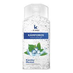 Dr. Kelen Kámforos sósborszesz gél 150 ml