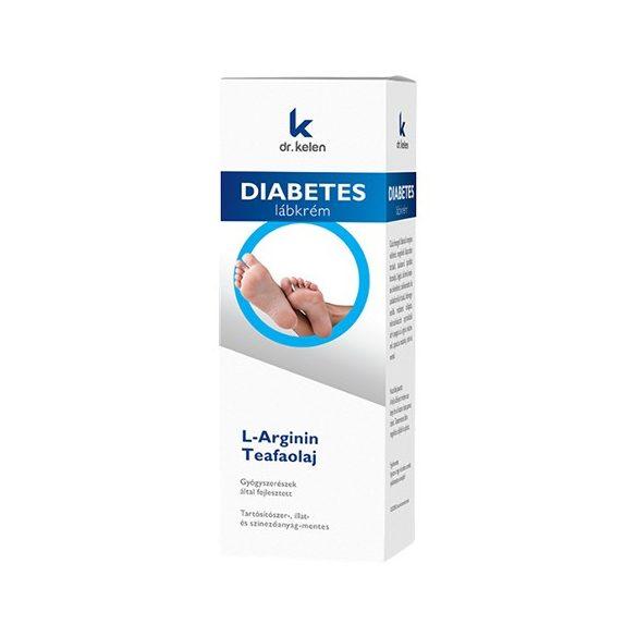Dr. Kelen LUNA DIABETES lábkrém 100 ml