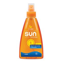 SunSave - SPF 6 Bronzolaj spray 150 ml