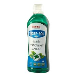 Tegee Sol 1 liter [szolárium fertőtlenítő koncentrátum]