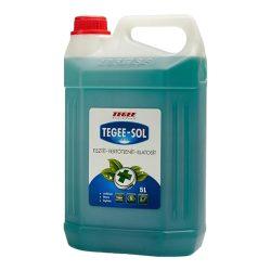 Tegee Sol 5 liter [fertőtlenítő koncentrátum]