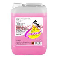Clean Center KLINIKO-SUN 10X 5 liter [folyékony szolárium fertőtlenítőszer koncentrátum]
