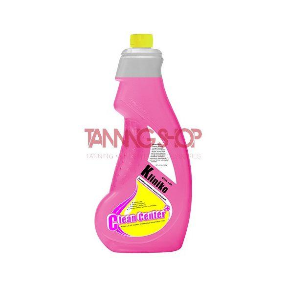 Clean Center KLINIKO-SUN 10X 1 liter [folyékony szolárium fertőtlenítőszer koncentrátum]