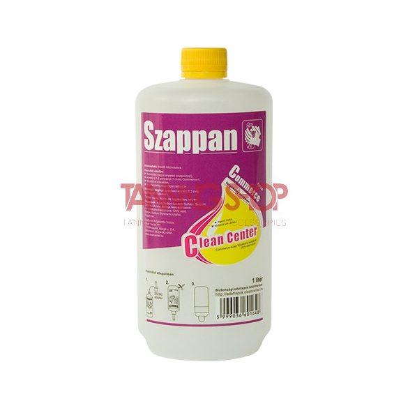 Clean Center COMMERCE frissítő folyékony szappan 1 liter