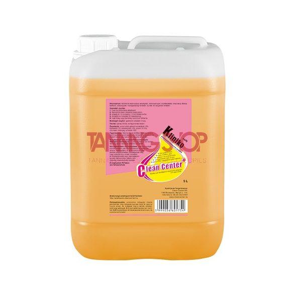 Clean Center KLINIKO-SOFT folyékony fertőtlenítő kéztisztító szappan 5 liter