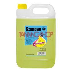 Clean Center SOFT-LUX folyékony szappan és tusfürdő 5 liter