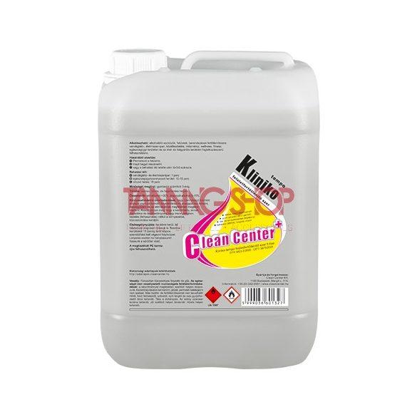 Clean Center KLINIKO-TEMPO kéz- és felületfertőtlenítő szer 5 liter