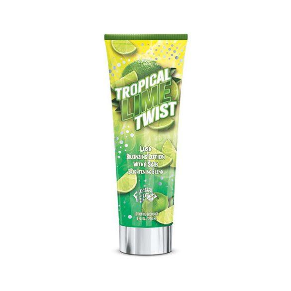 Fiesta Sun Tropical Lime Twist 236 ml [Lush Bronzing Lotion]