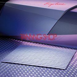 Ergoline PVC szolárium kilépő SZÜRKE [80 x 60 cm]